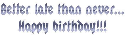 belated birthday cards my blog