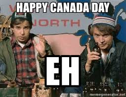 Mckenzie Meme - happy canada day eh bob and doug mckenzie meme generator