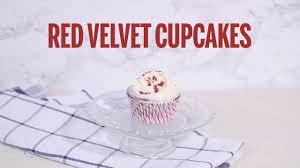 red velvet cupcakes recipe goodtoknow