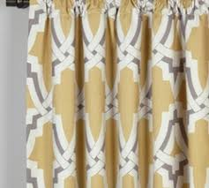 panel curtains plan grey and yellow curtain panels arafen