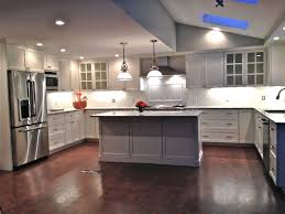 white cabinets grey countertops small kitchen nook design