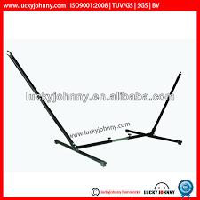 metal steel adjustable hammock stand frames base support for