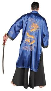 Plus Size Halloween Shirts by Amazon Com Underwraps Men U0027s Plus Size Samurai Clothing