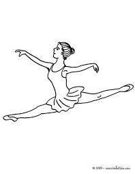 toe ballet shoe coloring pages hellokids