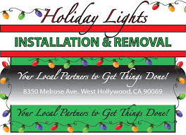 christmas light installation lights installers los angeles beverly bel air the