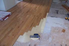 zonasflooring bruce glue wood floor installation