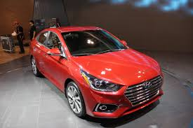 nissan versa vs hyundai accent all new 2018 hyundai accent debuts with mature new look