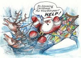 nine charity christmas cards that make a point the week uk