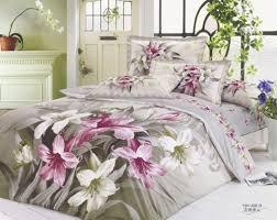 Cotton Bedding Sets Printed Cotton Bed Sheets Sets Trendy Mods Design Ideas Decorating