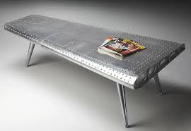 Coffee Table Desks Airplane Wing Coffee Table Airplane Decor Airplane Room