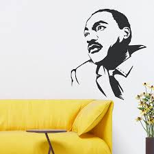 martin luther king jr wall decal
