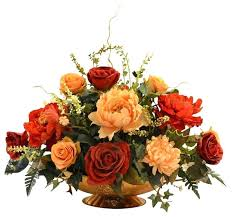 Flower Arrangements For Tall Vases Tall Vase Flower Arrangement Ideas Rose And Peony Large Silk