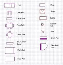 Floor Plan Electrical Symbols Architectural Electrical Symbols For Light Floor Plans