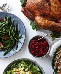 thanksgiving recipes instyle