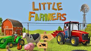 little farmers tractors harvesters u0026 farm animals top app for
