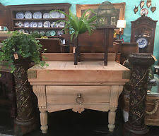 kitchen island farm table antique farmhouse table ebay