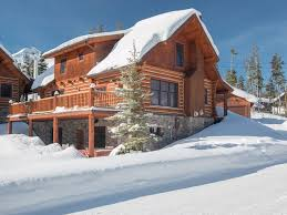 ski in ski out well appointed luxury log vrbo