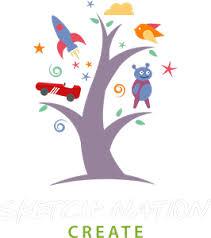 sketch nation create