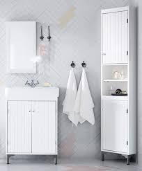 ikea badezimmer hochschrank in wenigen schritten zur bad wohlfühloase new swedish design