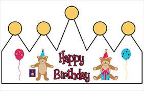 birthday crown template u2013 18 free psd eps in design format