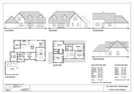 bungalow designs and floor plans 3 bedroom dormer bungalow floor plans uk psoriasisguru com