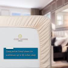 king size bed sheets for deep mattresses best mattress decoration