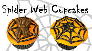 spider web halloween cupcakes cupcakes cookies and cardio youtube
