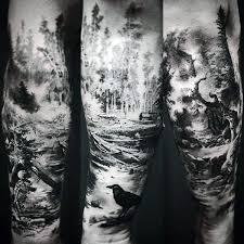 image result for tree tattoo arm yellow tattoo ideas pinterest