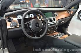 rolls royce steering wheel rolls royce wraith inspired by music dashboard steering wheel at