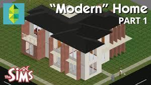 sims 1 house ideas