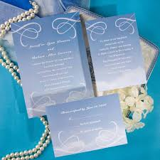 wedding invitations online simple and blue sky online wedding invitations ewi129 as