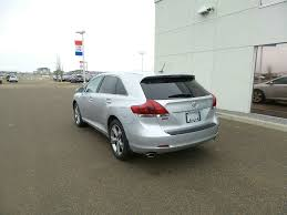 used 2015 toyota venza for used 2014 toyota venza xle v6 awd 4 door sport utility in red deer