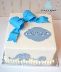 photo elephant baby shower cake image elephant baby shower cake