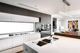 Sleek Kitchen Design Black And White Kitchen Designs White Kitchen Designs For Bright