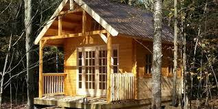 Prefab Cottages Ontario by Custom Cabin Builder