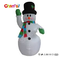 Inflatable Christmas Decorations Outdoor Cheap - 2017 most popular outdoor lighted snowman inflatable christmas