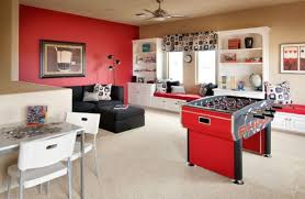 Indulge Your Playful Spirit With These Game Room Ideas - Fun family room
