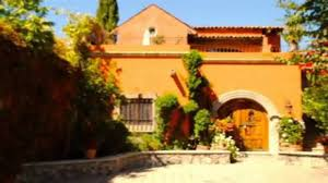 best hotels in san miguel de allende casa de liza youtube