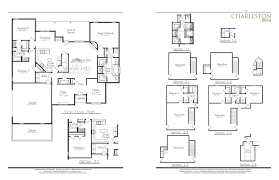 Charleston Floor Plan by The Charleston Executive New Homes In Huntsville Al Woodland