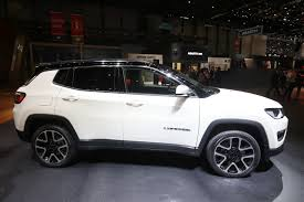 compass jeep new euro spec jeep compass lands in geneva to challenge the nissan