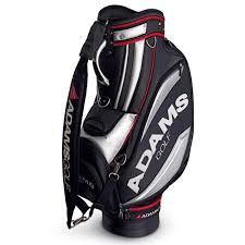 Wyoming travel golf bags images Adams staff bag at jpg