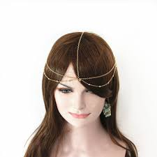 hair chains buy boho festival hair chains hair jewellery