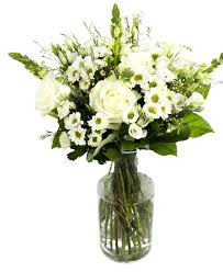 white bouquet mixed white bouquet whites and creams delivered nationwide