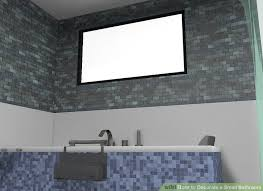 Tiny Bathroom Colors - 3 ways to decorate a small bathroom wikihow