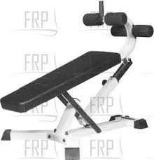 Nautilus Bench Nautilus Residential Sit Up Bench Nt1110 Fitness And