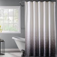 Dramatic Shower Curtain Curtains Bathtub Shower Enclosures Shower Stall Design Glass