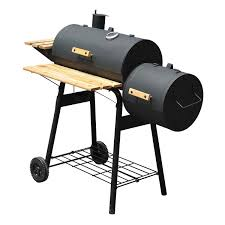 Backyard Bbq Grill by Outsunny Trolley Charcoal Bbq Barbecue Grill Patio Outdoor Garden