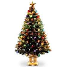 fiber optic christmas decorations top 10 best fiber optic christmas tree in 2018 thez7
