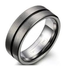 Mens Wedding Rings Tungsten by Best 25 Tungsten Wedding Rings Ideas On Pinterest Tungsten