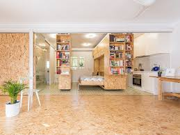 How To Divide A Room Without A Wall Moving Walls Transform A Tiny Apartment Into A 5 Room Home Wired